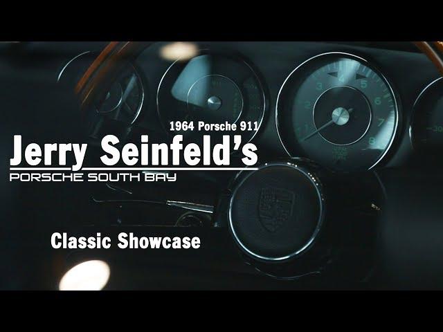 Porsche Classic Showcase Ep. 2: Jerry Seinfeld's 1964 911