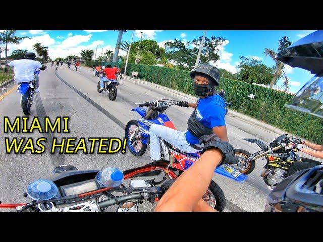 MIAMI BIKE LIFE IS ON ANOTHER LEVEL!
