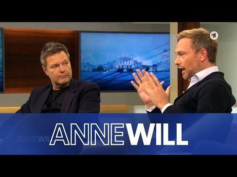 Anne Will vom 28.10.2018 - Nach der Landtagswahl in Hessen (C. Lindner, R. Habeck u.w.)