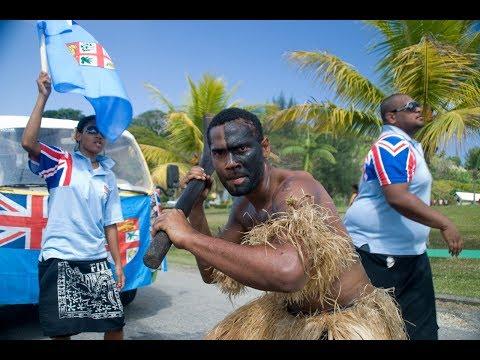 Фиджи – страна перемещений во времени!
