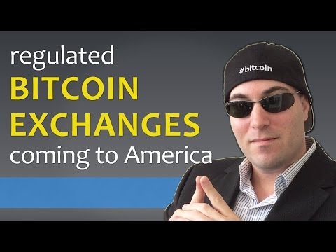 Are regulated Bitcoin exchanges coming to America?  .::. Flipside Bits 17