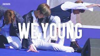 171021 NCT DREAM(엔시티 드림) - We Young 지성(JISUNG) FOCUS /경복고 축하공연 4K