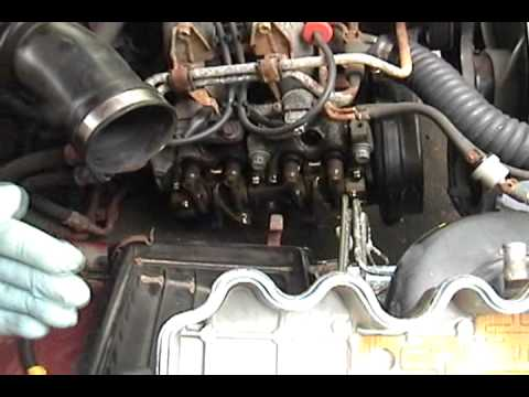1995 Subaru Legacy Valve Cover Gasket Replacement Full