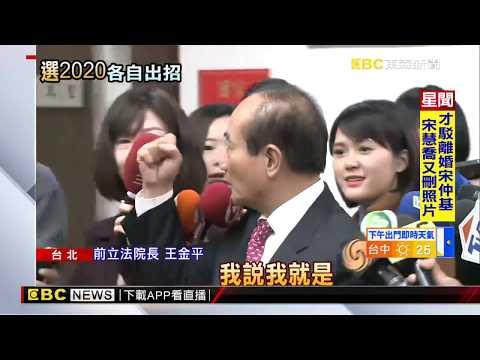 獨立參選? 王金平:我最有能力團結國民黨
