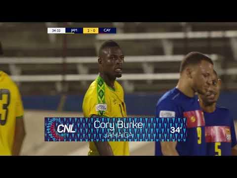 CNL 2018: Jamaica vs Cayman Islands Highlights