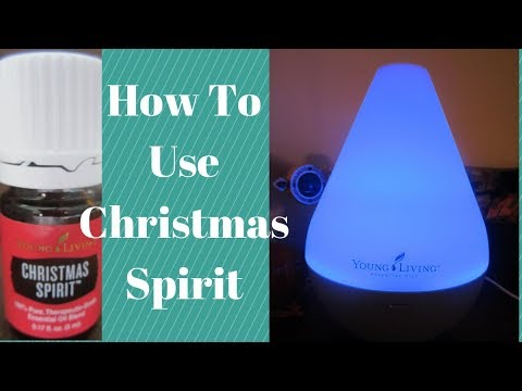 how-to-use-christmas-spirit-essential-oil