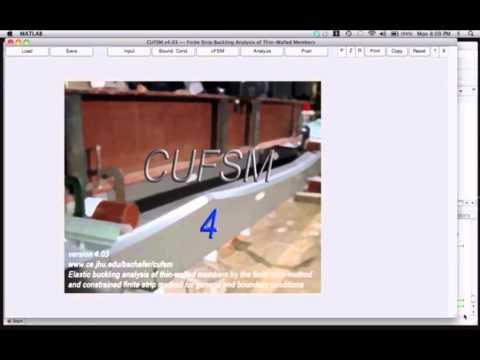 Direct Strength Method for Cold-Formed Steel Design