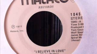 CHUCK BROOKS - I BELIEVE IN LOVE