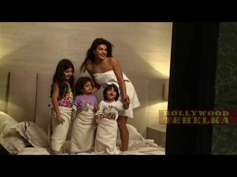 Jacqueline Fernandez | Hot Photo Shoot | Daboo Ratnani Calender Making - 2015 [Behind The Scenes] thumbnail