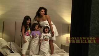 Jacqueline Fernandez | Hot Photo Shoot | Daboo Ratnani Calender Making - 2015 [Behind The Scenes]