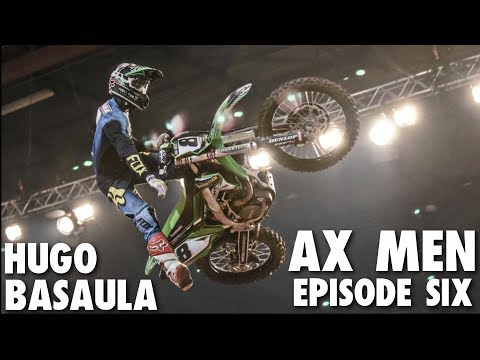 Portuguese Dirt Bike Star Takes on Europe's Best | AX Men EP 6
