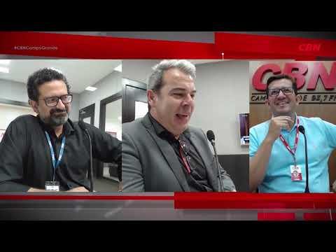 Entrevista CBN Campo Grande - Evento da Fundação Dom Cabral faz parte do programa de excelências