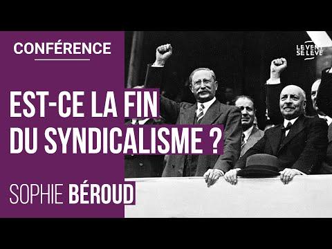 Le syndicalisme : un monde en crise. Avec Sophie Béroud