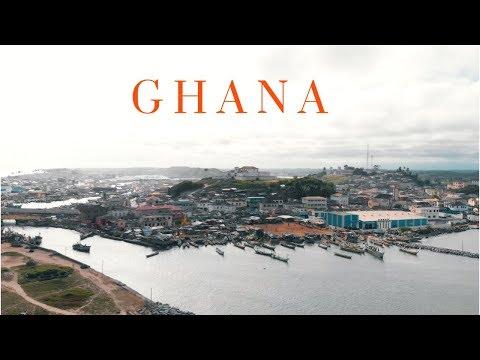 GHANA IS PEACEFUL | DRONE FOOTAGE | GHANA VLOG