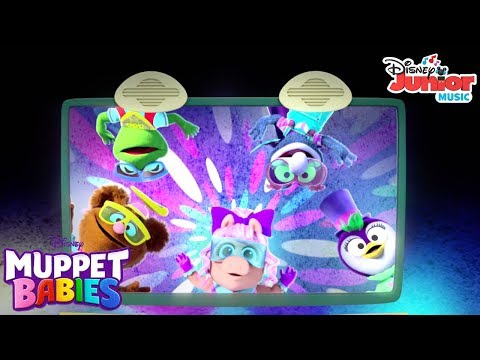 You Can Be A Star Music   Muppet Babies  Disney Junior