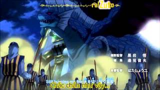 [EnA Sub] (Vietsub+Kara) Fairy Tail opening 16 full HD - Strike Back