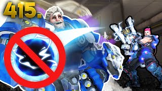 Graviton Does NOT Work..?! | Overwatch Daily Moments Ep.415 (Funny and Random Moments)