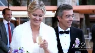 Свадьба в Испании от Princess Spain - аперитив на свадьбе