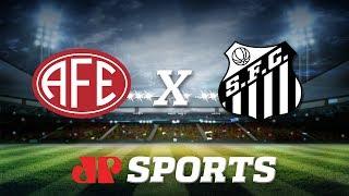 Ferroviária 0 x 0 Santos - 16/02/20 - Campeonato Paulista - Futebol JP
