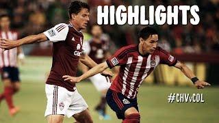 HIGHLIGHTS: Chivas USA vs Colorado Rapids | October 11th, 2014