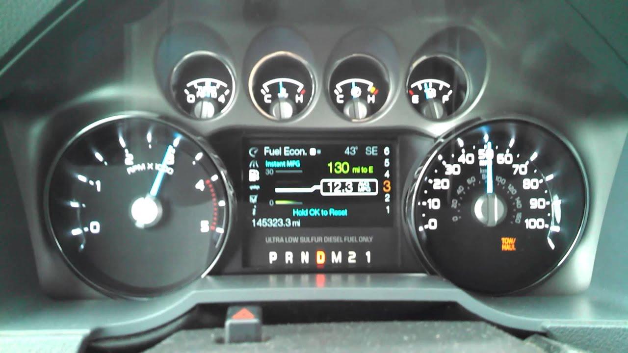 2011 f250 powerstroke 6 7l 0 60 h s xrt pro tuning