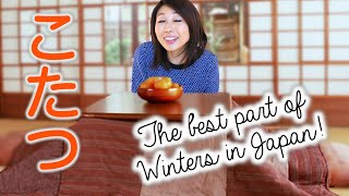 The Best Part Of Winters In Japan! The Kotatsu Culture!