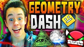 Geometry Dash! EMOCIÓN, SÚPER CANCIONES Y LA PROMESA!! #25 - TheGrefg