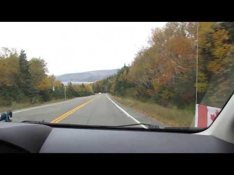 Cabot Trail, Cape Breton Nova scotia