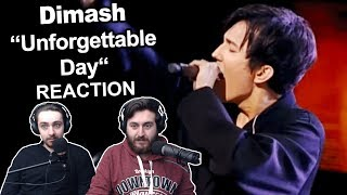 Singers Reaction/Review to \Dimash - Unforgettable Day (Gakku Concert)\