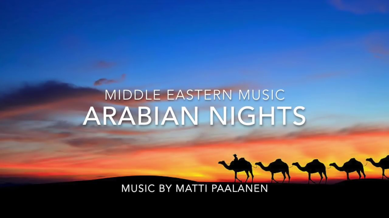 Royalty Free Background Music - Middle Eastern Arabic Dramatic Action Film  Music