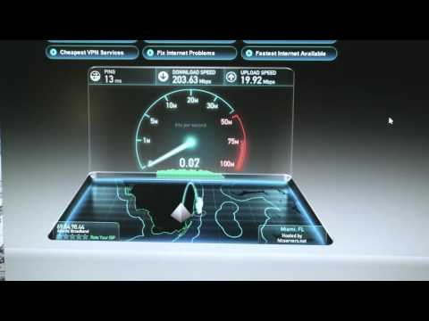 Fastest Cable Internet Provider Speed Test In Miami - Atlantic Broadband Unleashed Plus