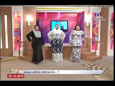 Spm Fesyen Untuk Wanita Bertubuh Besar Malu Untuk Bergaya 4 Okt 2015