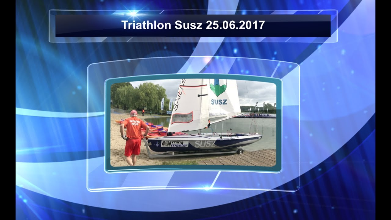 Triathlon Susz Sprint (bieg)