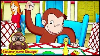 Curioso come George 🐵Un Gioco Istruttivo 🐵Cartoni per Bambini 🐵George la Scimmia