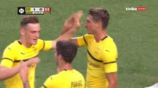 Borussia Dortmund 2-2 Benfica   Uluslararası Şampiyonlar Kupası