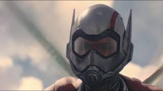 Человек муравей и оса ► Вступительная сцена