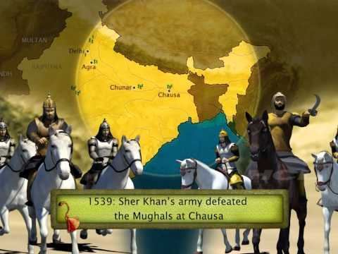 HCL Learning DigiSchool - The Great Mughal Emperor- Humayun