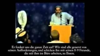 "Großgelehrter gibt zu ""Ahmadiyya argumentativ unschlagbar"""