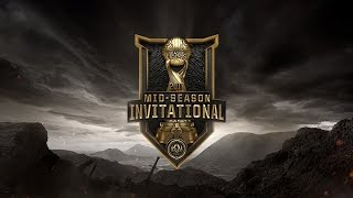 2017 Mid-Season Invitational - Day 1 | LoL Esports 24/7 REBROADCAST