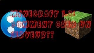 [TuTo]Minecraft 1.8:Comment créer un serveur(Hamachi)