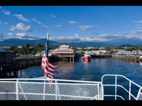 Port Angeles, Washington – Olympic National Park's Gateway
