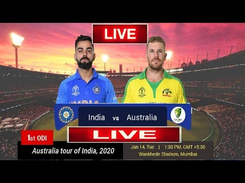 India Vs Australia 1st ODI Live || Ind V AUS 2020 Streaming || Preview | Prediction || Playing 11
