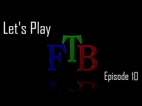 Let's Play FTB! S1E10 :: Troll Miner's Backpack