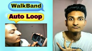 WalkBand   How to Repeat Music   Now create your own music