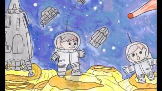 Автостарт-Космос. 02109 Если бы я жила на Марсе