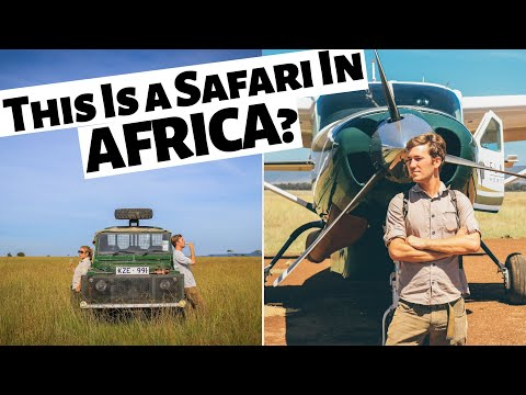 WHAT'S A DAY ON AN AFRICAN SAFARI LOOK LIKE?