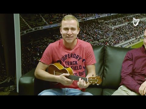 WATCH: Mick Konstantin sings his hit 'There's Only One Conor McGregor' - Paddy Holohan and Vincen...