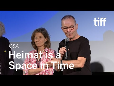 Heimat Is A Space In Time Crew Q A Tiff 2019 Youtube