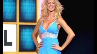 Victoria Silvstedt TF1 La Roue De La Fortune 20060825