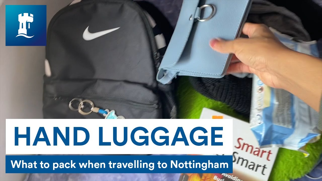 What to pack in your hand luggage when travelling to the UK